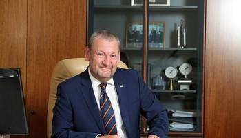 Поздравление ректора ТУСУРа Александра Шелупанова сновогодними праздниками