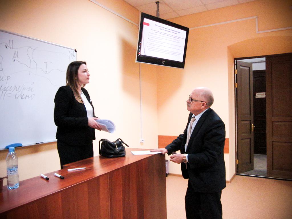 НаФПК ТУСУРа продолжаются курсы повышения квалификации ППСпотеме «Маркетинг образовательных услуг итехнологии привлечения абитуриентов»