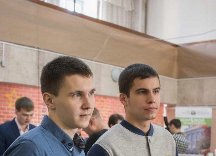 ТУСУР навыставке «Молодёжь ипромышленность»