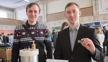 ТУСУР представил навыставке «Молодёжь ипромышленность» 16проектов