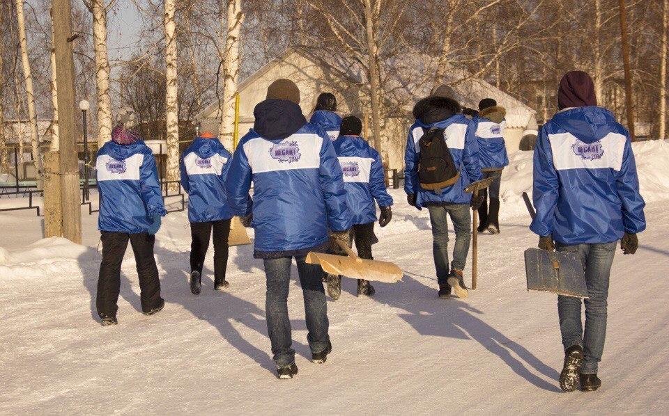 Студенты ТУСУРа вернулись из«Снежного десанта»