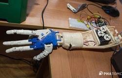 Пресс-релиз от15 февраля 2017 г.ВТУСУРе разрабатывают систему дляуправления протезом