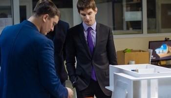 Венчурный инвестор сделал инвестиционное предложение резиденту СБИТУСУРа
