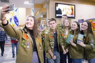 ВТУСУРе отмечают День российских студенческих отрядов