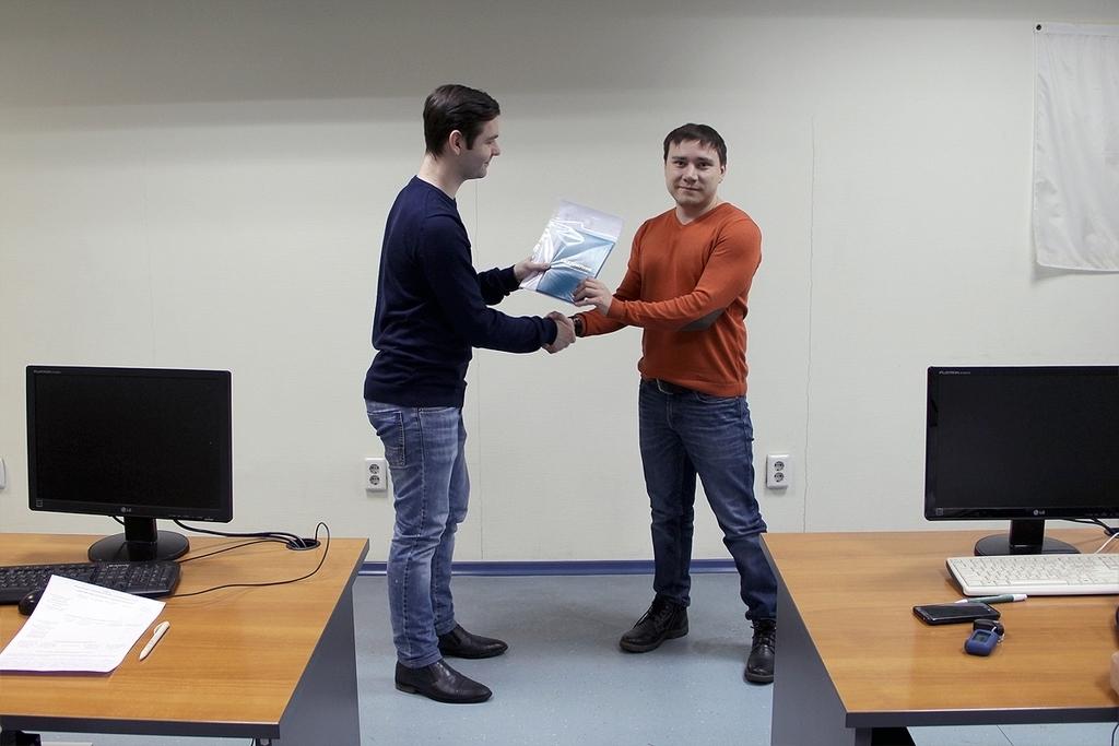 Выпускники Сетевой академии Cisco получили международные сертификаты иудостоверения оповышении квалификации