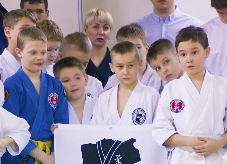Кубок ректора побоевому дзю-дзютцу