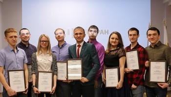 Девять студентов ТУСУРа получили стипендию им.В. Я.Гюнтера