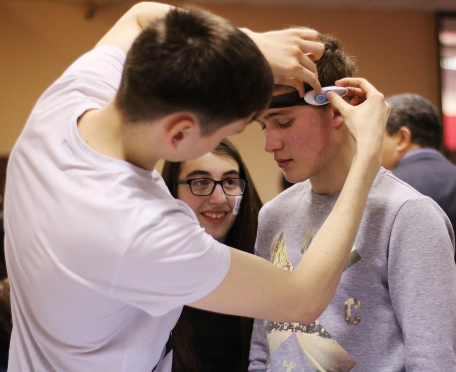 Школьники посетили «улицу» ТУСУРа в«Городе профессий»