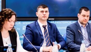 Директор НИИАЭМ ТУСУРа принял участие впресс-конференции, посвящённой передовым разработкам космической отрасли