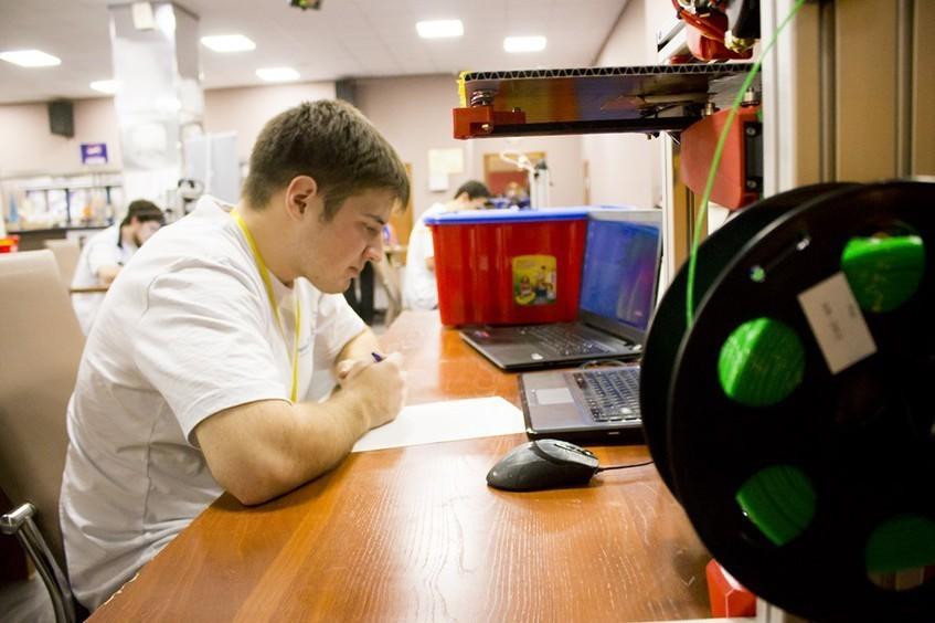 Студент ТУСУРа представит СФОначемпионате WorldSkills Russia