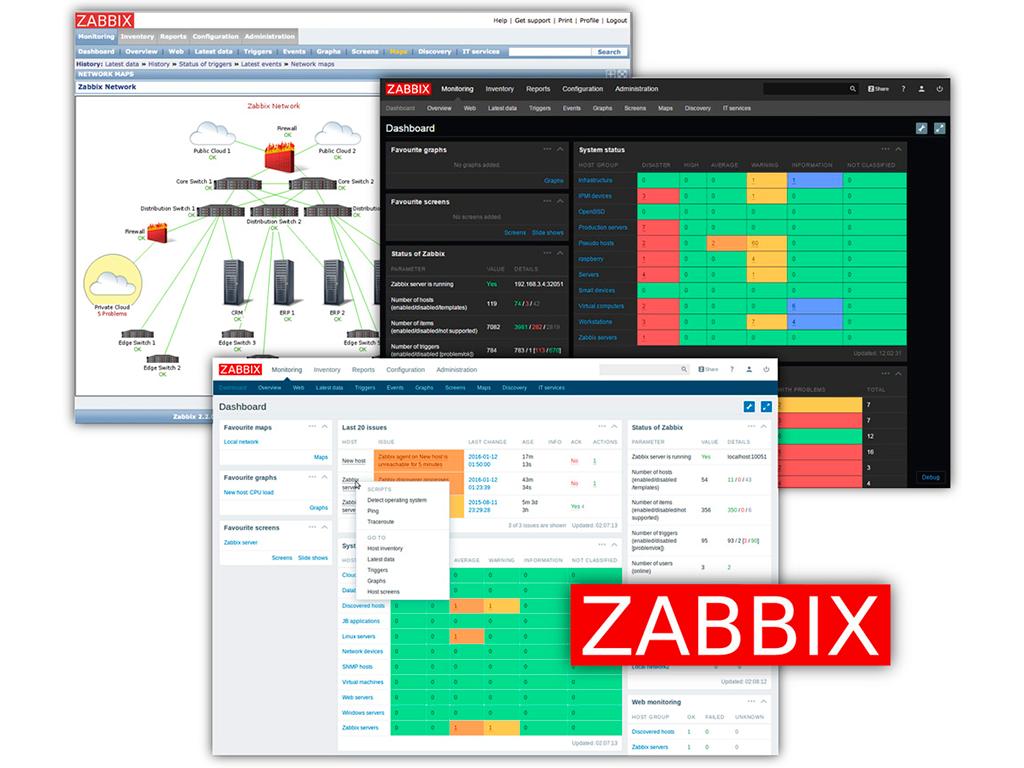 Управление дополнительного образования ТУСУРа приглашает навебинар «Расширенные возможности протокола ICMP итехнология IP SLAвсистеме мониторинга Zabbix»
