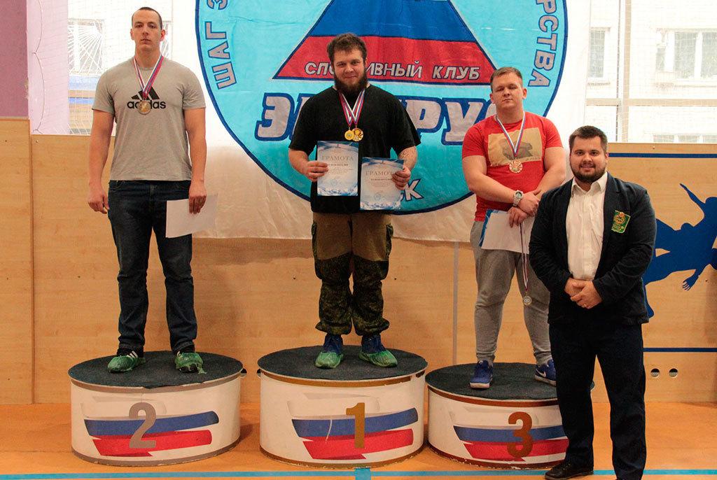 Виталий Чулков (второй слева) Фото: vk.com/fpto12