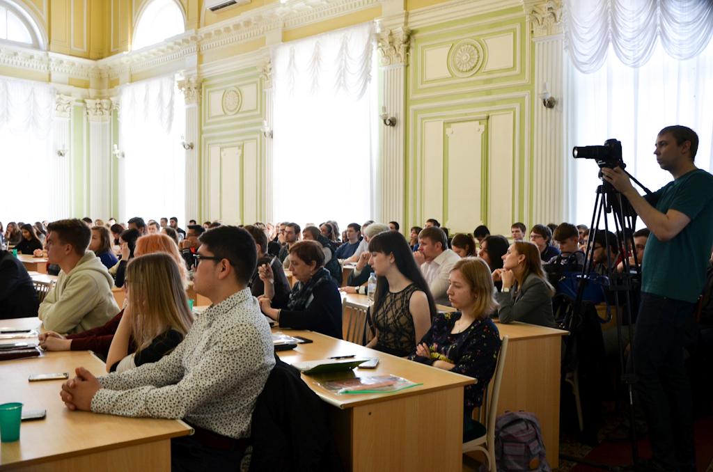 Подведены итоги международной школы-конференции студентов, аспирантов имолодых учёных конференции «Инноватика – 2017»