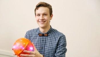 Студент ТУСУРа представил инновационную разработку дляобразования, игриразвлечений