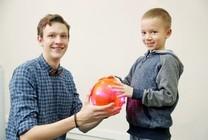 Студент ТУСУРа представил разработку для образования, игр и развлечений