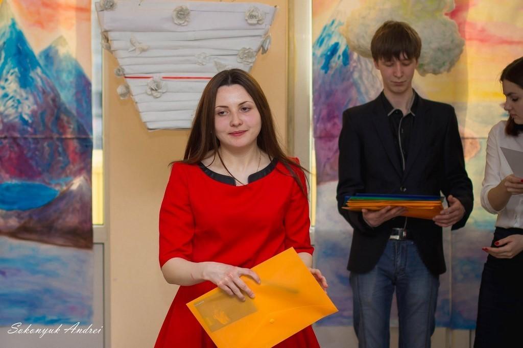 21апреля встенах библиотеки ТУСУРа врамках всероссийской акции прошла «Библионочь – 2017»