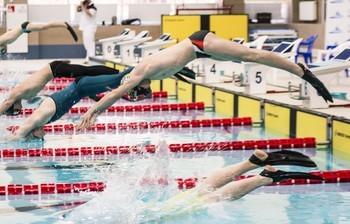 TUSUR students atthe Underwater Sport Championship