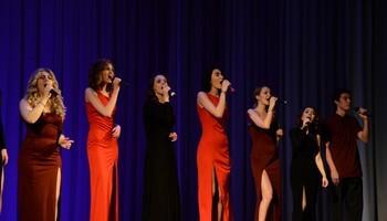 Первый отчётный концерт вокального коллектива NewName