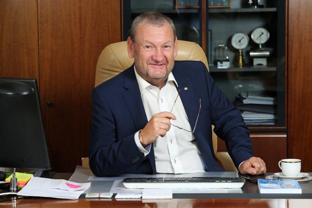 Поздравление ректора ТУСУРа сДнём радио