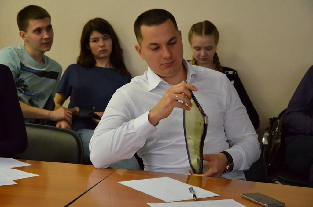 ВТУСУРе подвели итоги конкурса налучший проект ГПО