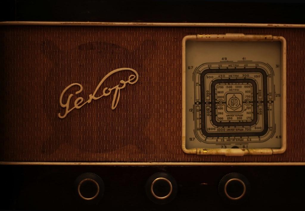 ВТУСУРе можно увидеть экспонаты раритетной радиотехники