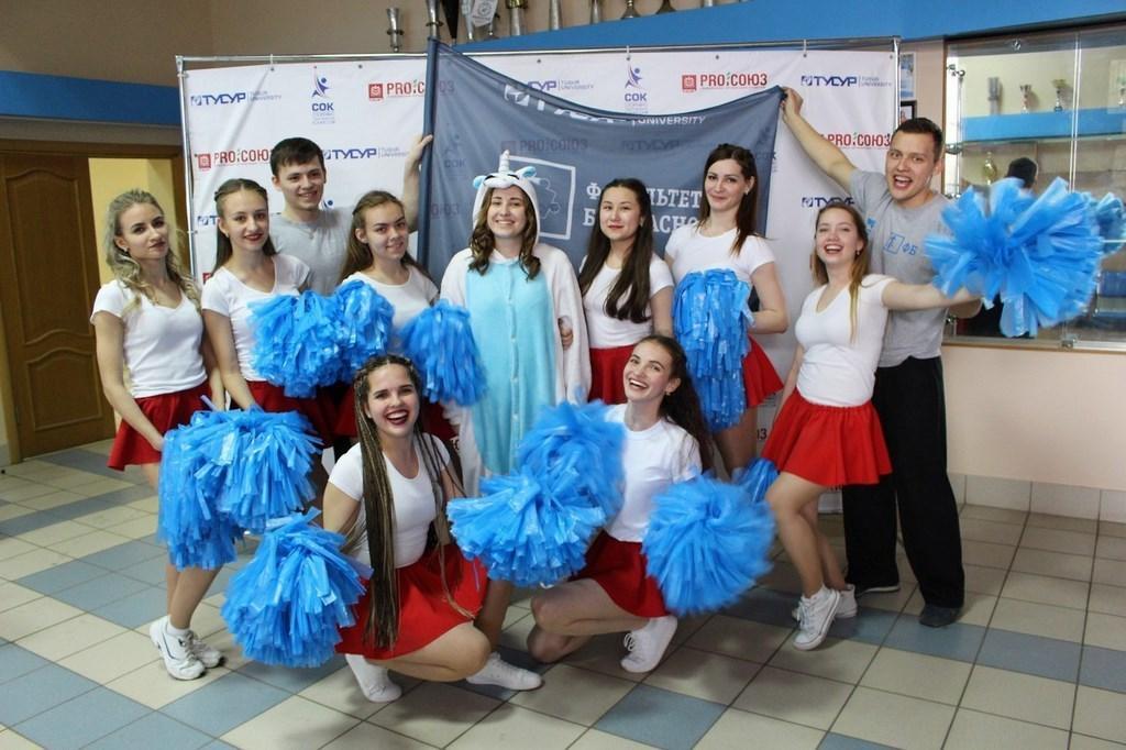 ВТУСУРе Кубок «РадиоBOOM» прошёл вновом формате