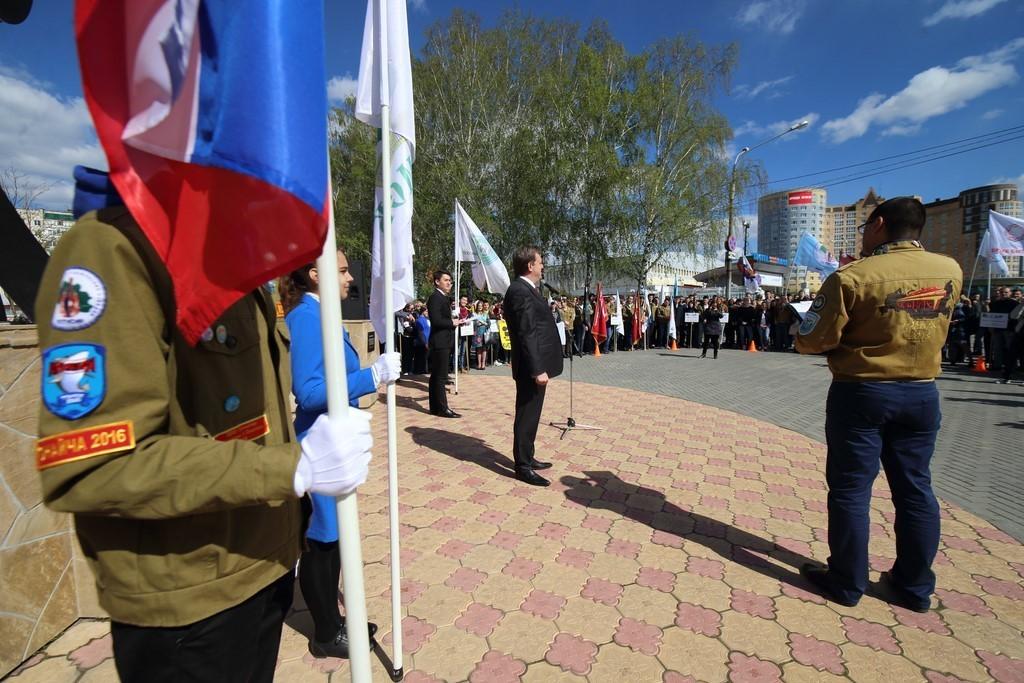 Команда ТУСУРа завоевала серебро наконкурсе «Снежная вахта»