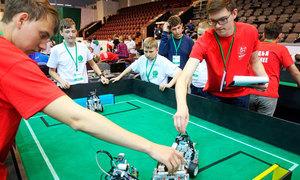 ТУСУР иРКК «Энергия»: робототехника дляшкольников