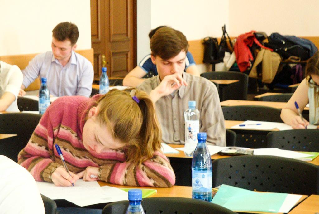 Первое командное место нарегиональной олимпиаде пофилософии заняли студенты ТУСУРа