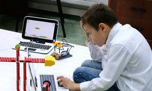 ВТУСУРе будет работать летняя школа робототехники дляшкольников
