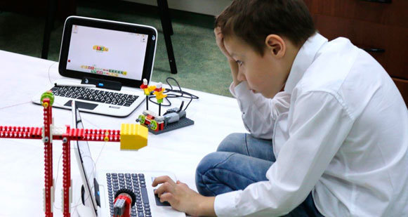 Летняя школа робототехники