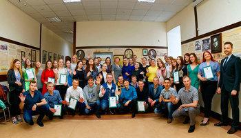 Администрация Томска наградила волонтёров ТУСУРа