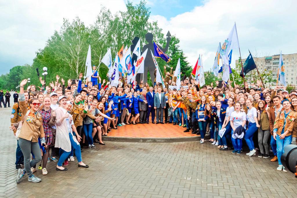 Фото: Томский областной штаб студенческих отрядов