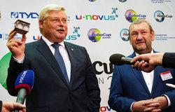 ТУСУР получил благодарность губернатора Томской области заучастие вфоруме U-NOVUS