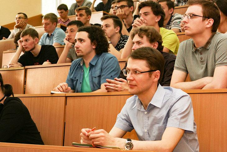 В первый набор совместной магистратуры будут отобраны не менее пяти человек из числа бакалавров ТУСУРа