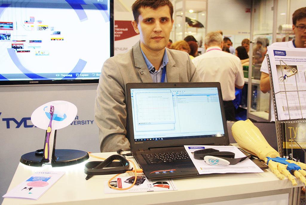 ТУСУР представлен вделовой программе ивыставке разработок форума «Технопром – 2017»