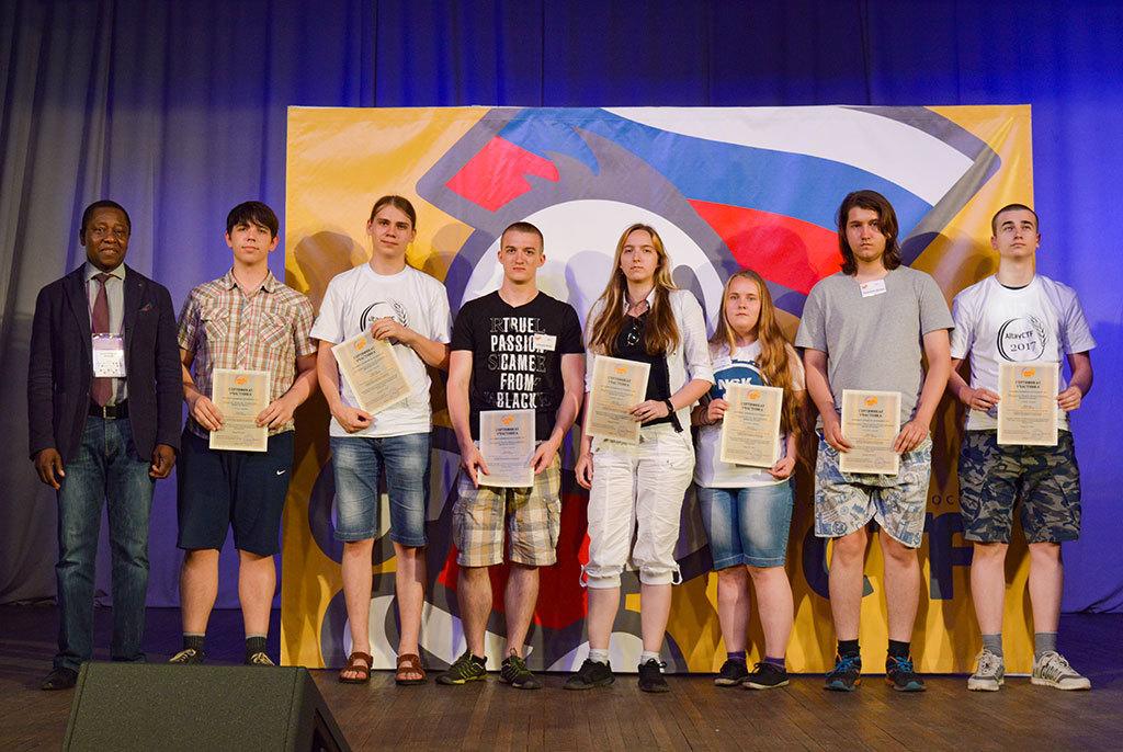 Белые хакеры ТУСУРа выступили насоревнованиях AltayСTF