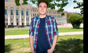 Мысли обудущем: выпускник-краснодипломник ТУСУРа омагистратуре, создании наукоёмкого бизнеса идвижении вперёд