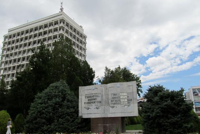ТУСУР иведущий университет Узбекистана будут реализовать совместные проекты вобласти высоких технологий, науки иобразования
