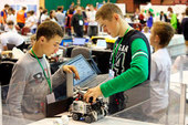 Команда студентов ТУСУРа выступит вмировом финале RoboCup вЯпонии