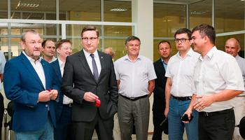 ВТУСУРе открылся новый коворкинг-центр «Рост.UP»