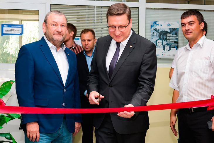 Сегодня ТУСУР – российский лидер в области студенческого технологического предпринимательства