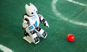 Russian Teams Participate inRoboCup World Final