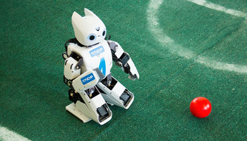 Russian Teams Participate in RoboCup World Final