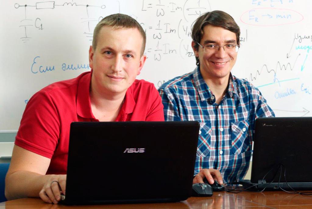 ВСБИ ТУСУРа разрабатывают импортозамещающие технологии построения моделей СВЧ-компонентов