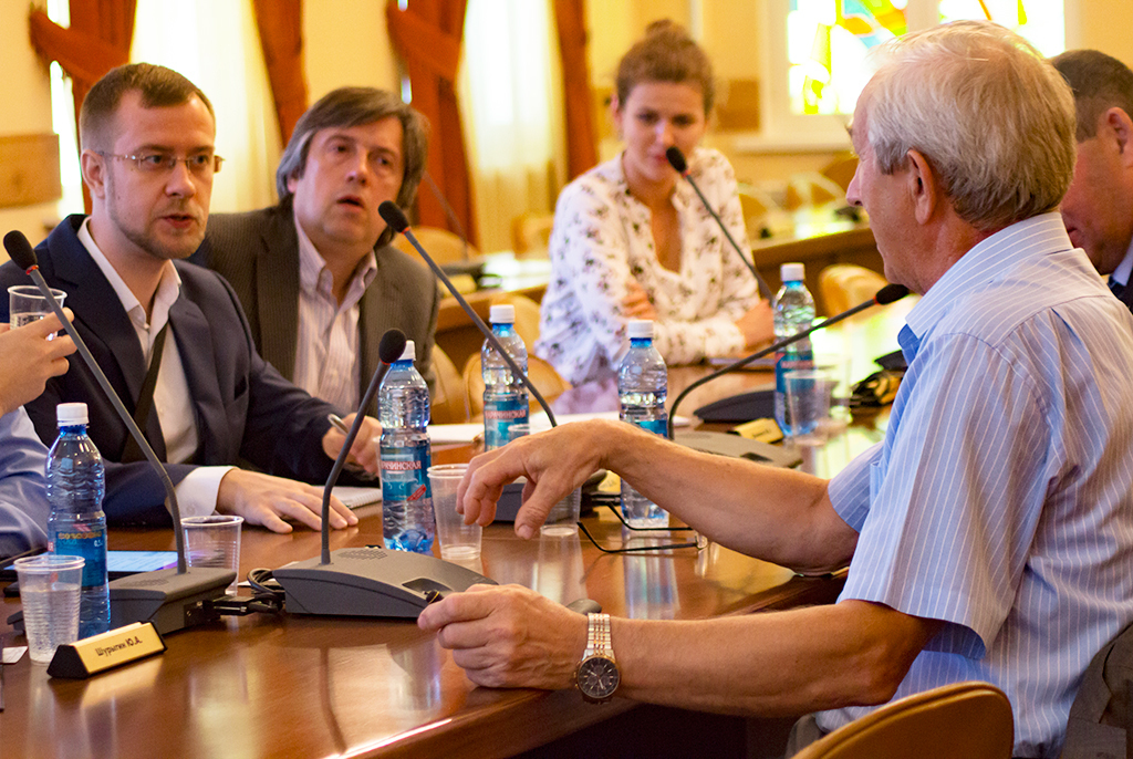Опыт ТУСУРа повнедрению проектов иподготовке наукоёмких предпринимателей впечатлил представителей международной компании ABB