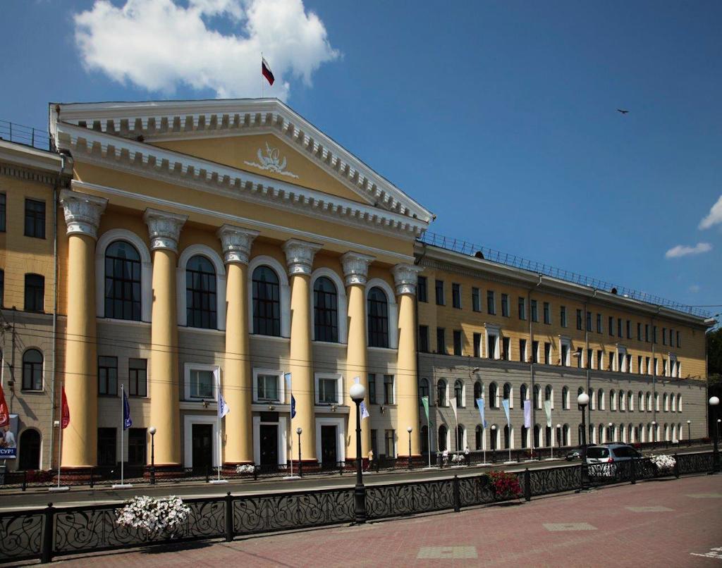 ТУСУР первым среди российских вузов создал Центр цифровой экономики