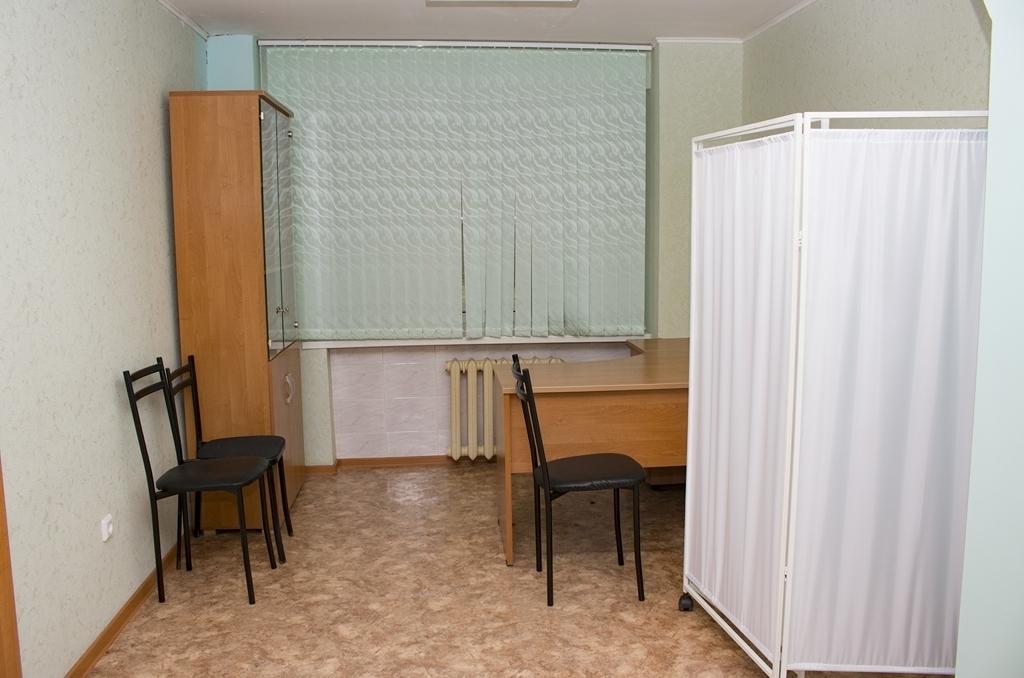 Медпункт в общежитии № 5