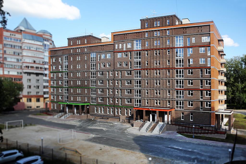 ВДень знаний ТУСУР откроет новое «умное» общежитие