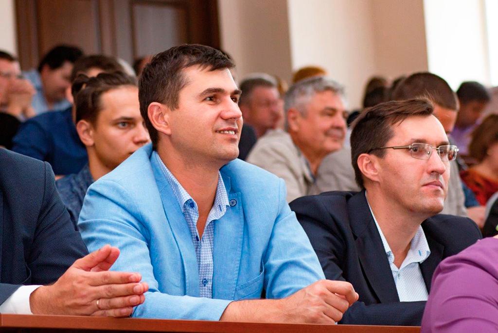 ВТУСУРе прошла встреча сотрудников истудентов вуза сглавой региона